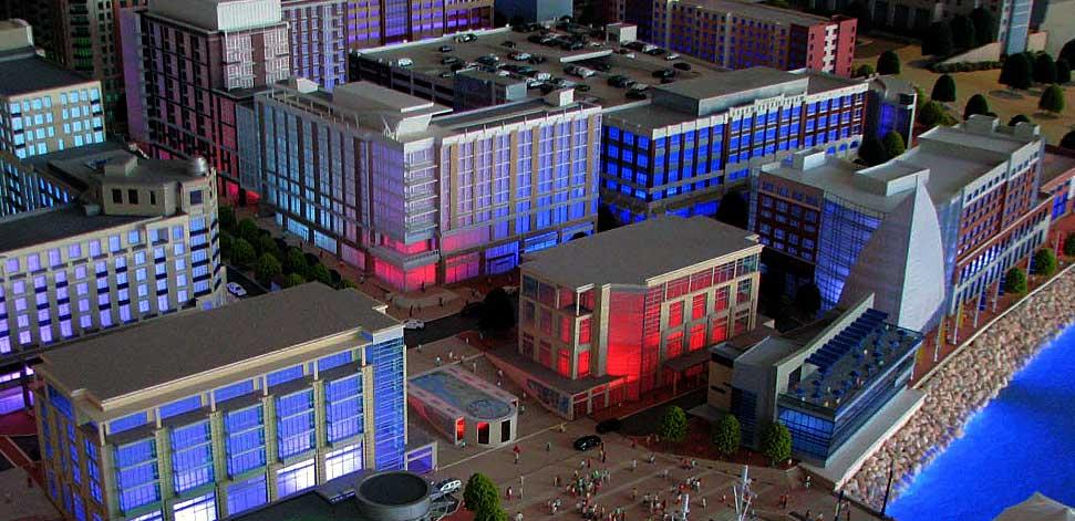 Architectural Models - Architectural Model Maker - Ryerson