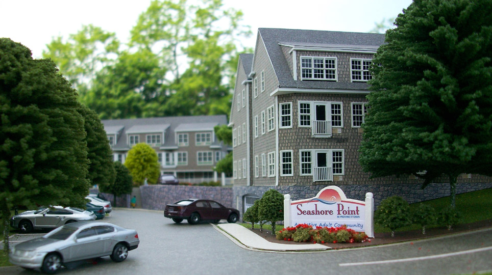 Seashore Point Assisted Living Condominiums