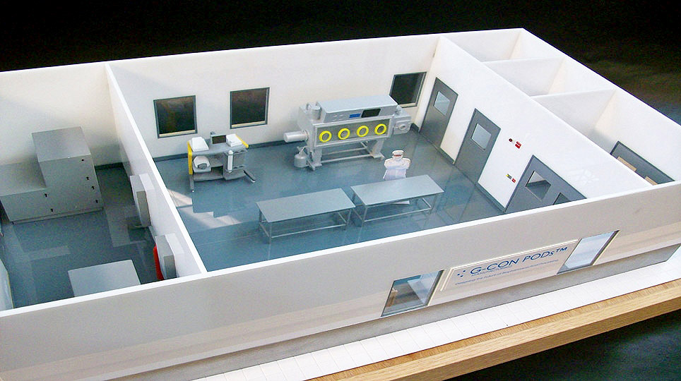 G-Con Cleanroom